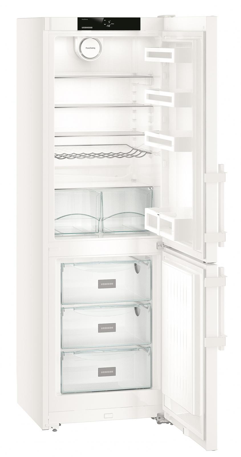 купить Двухкамерный холодильник Liebherr C 3425 Украина фото 9
