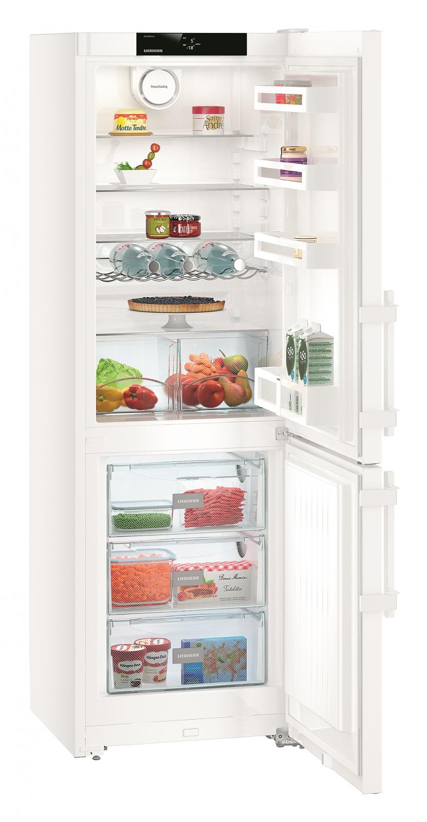 Двухкамерный холодильник Liebherr C 3425 купить украина