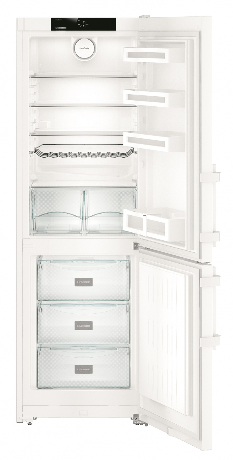 купить Двухкамерный холодильник Liebherr C 3425 Украина фото 2