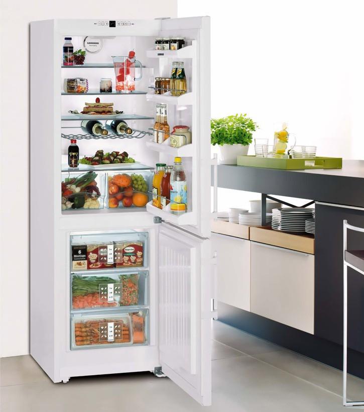 купить Двухкамерный холодильник Liebherr C 3523 Украина фото 3