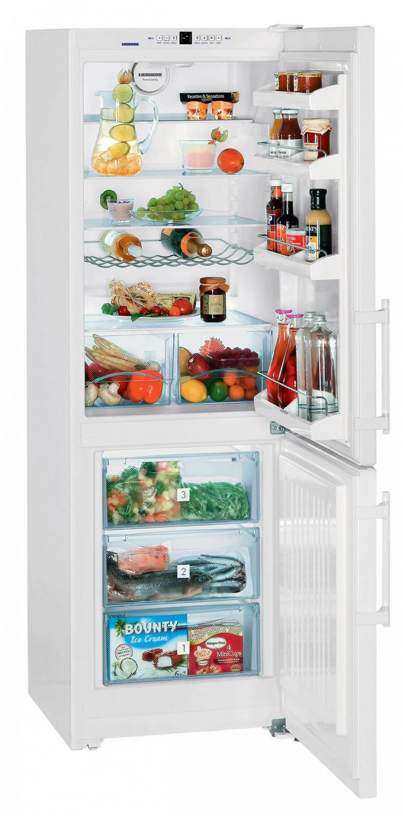 купить Двухкамерный холодильник Liebherr C 3523 Украина фото 0