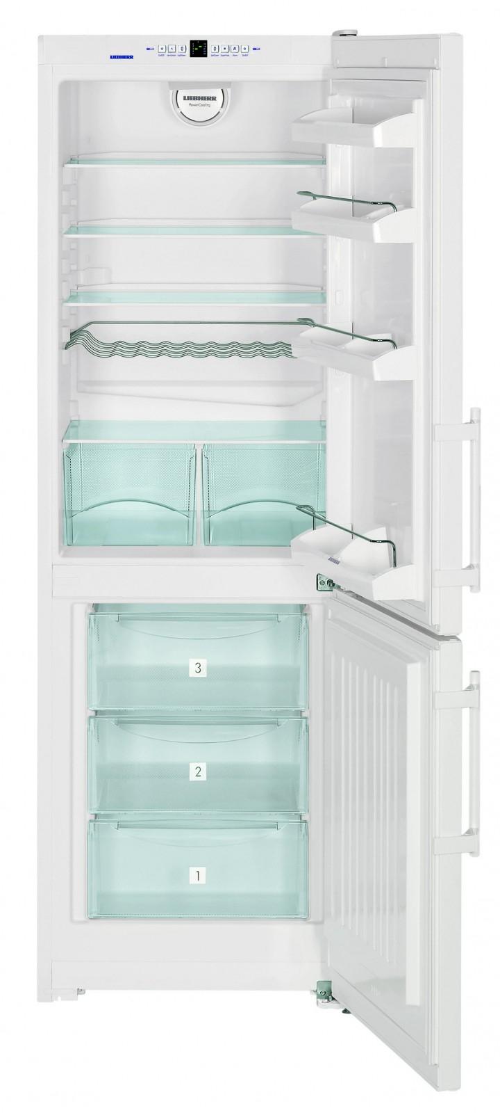 купить Двухкамерный холодильник Liebherr C 3523 Украина фото 2