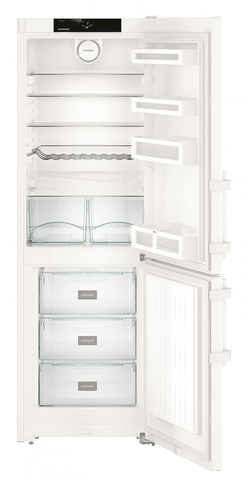 купить Двухкамерный холодильник Liebherr C 3525 Украина фото 3