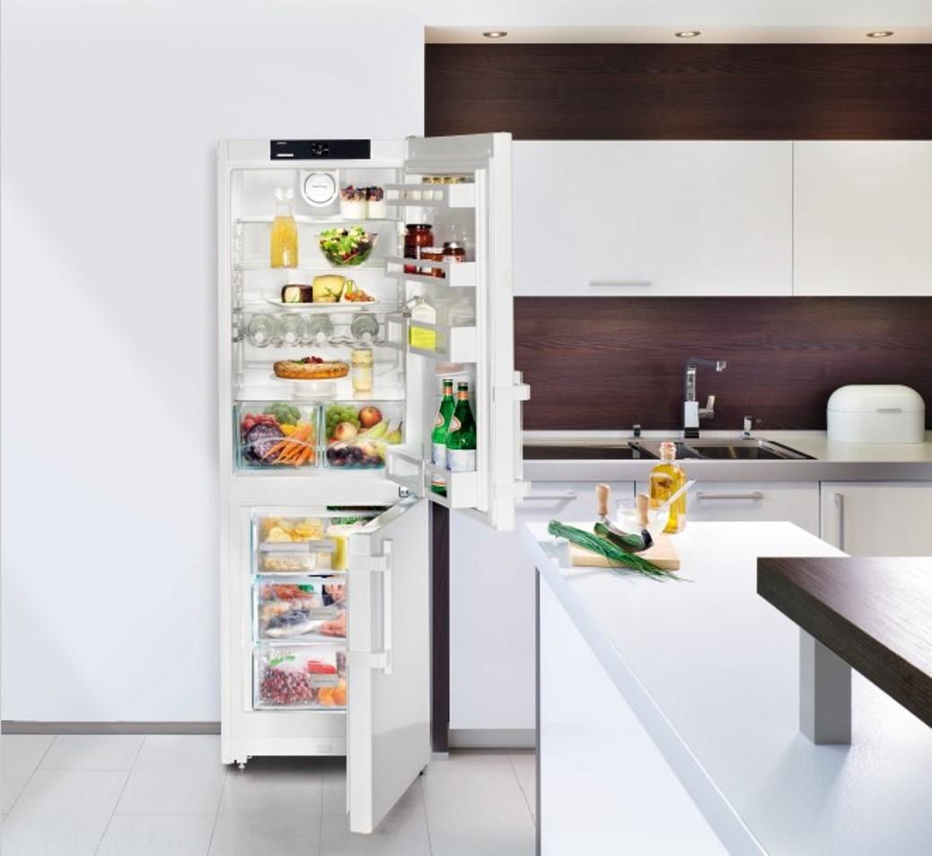 купить Двухкамерный холодильник Liebherr C 3525 Украина фото 1
