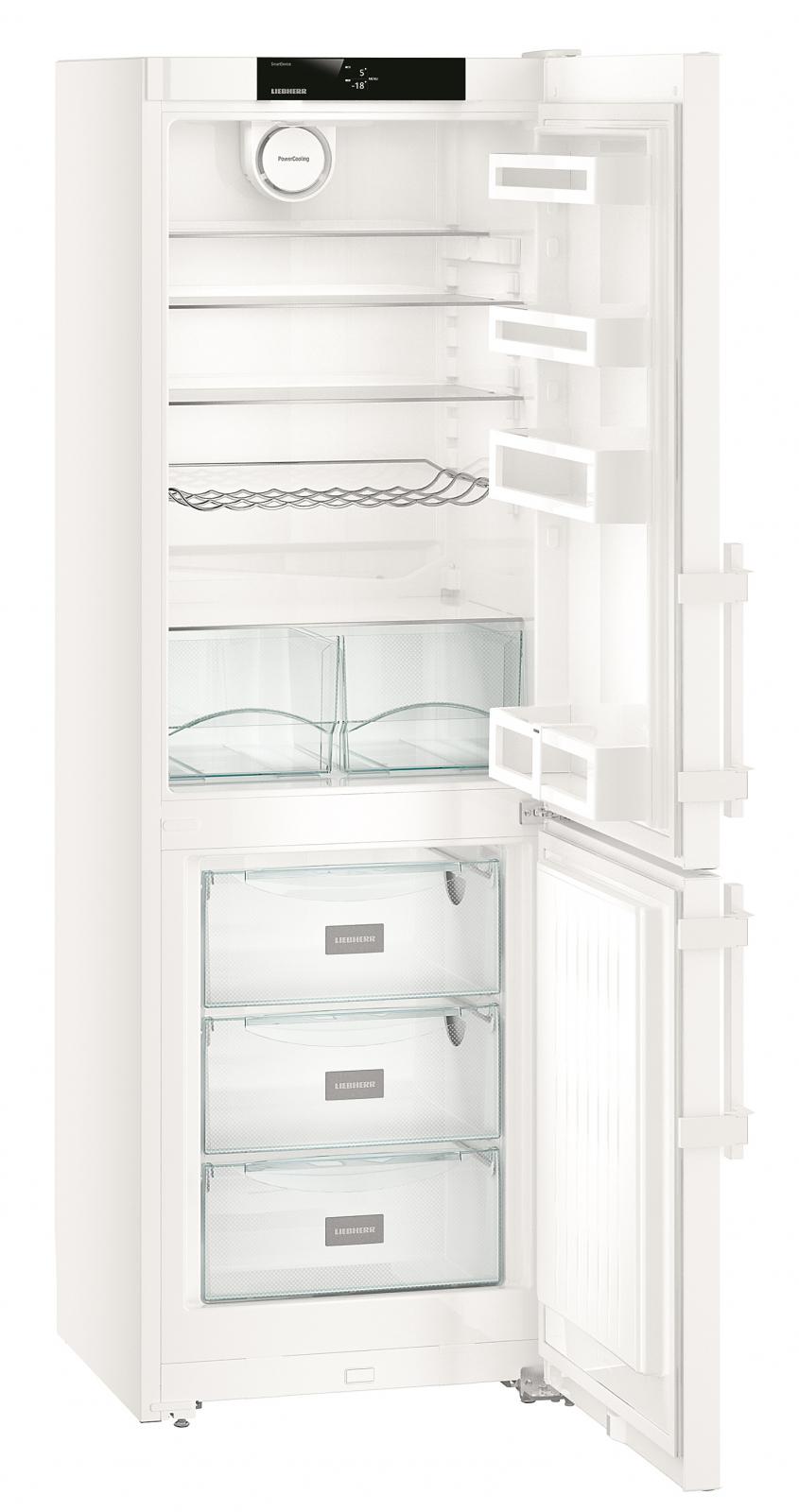 купить Двухкамерный холодильник Liebherr C 3525 Украина фото 8