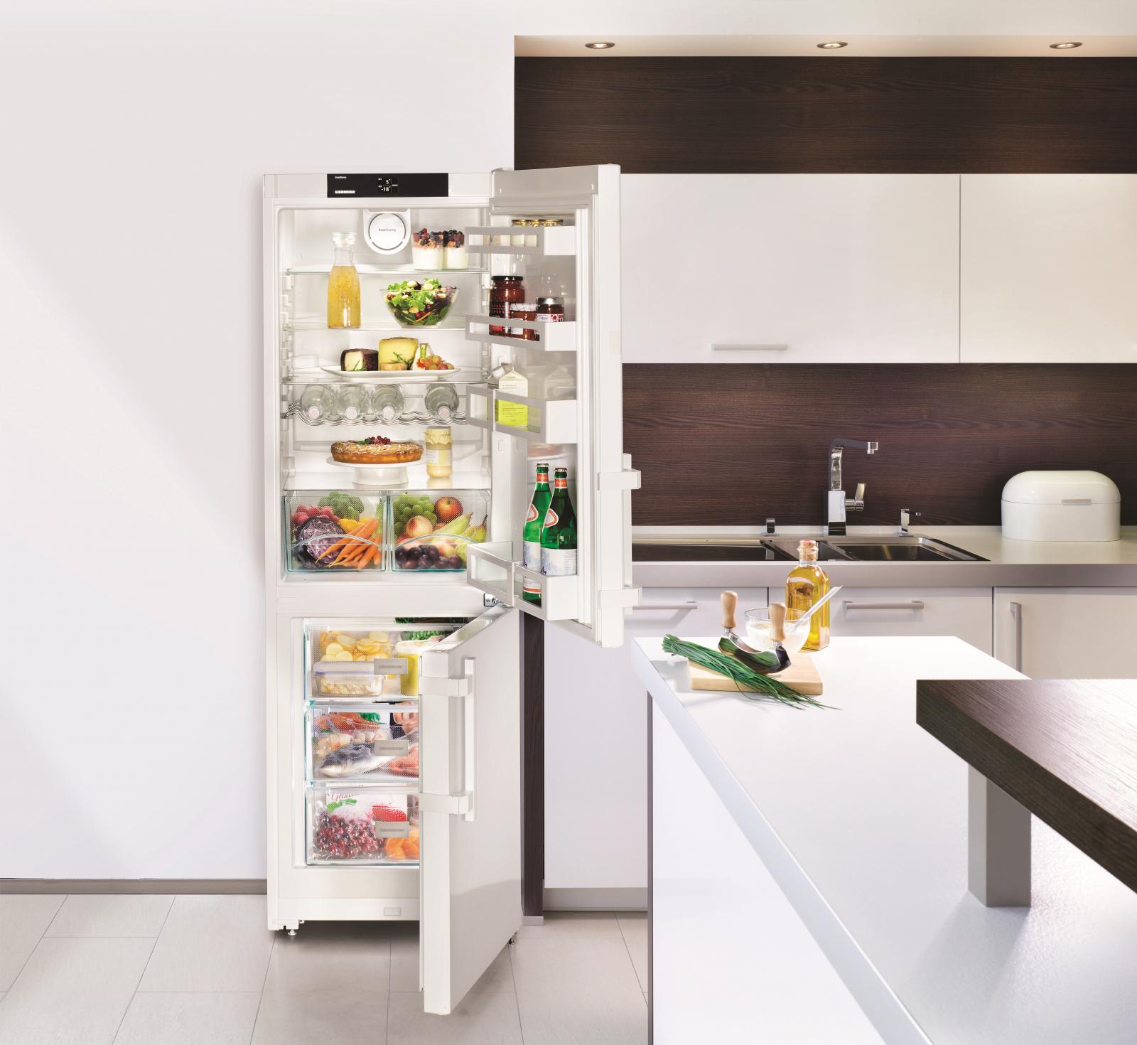 купить Двухкамерный холодильник Liebherr C 3525 Украина фото 10