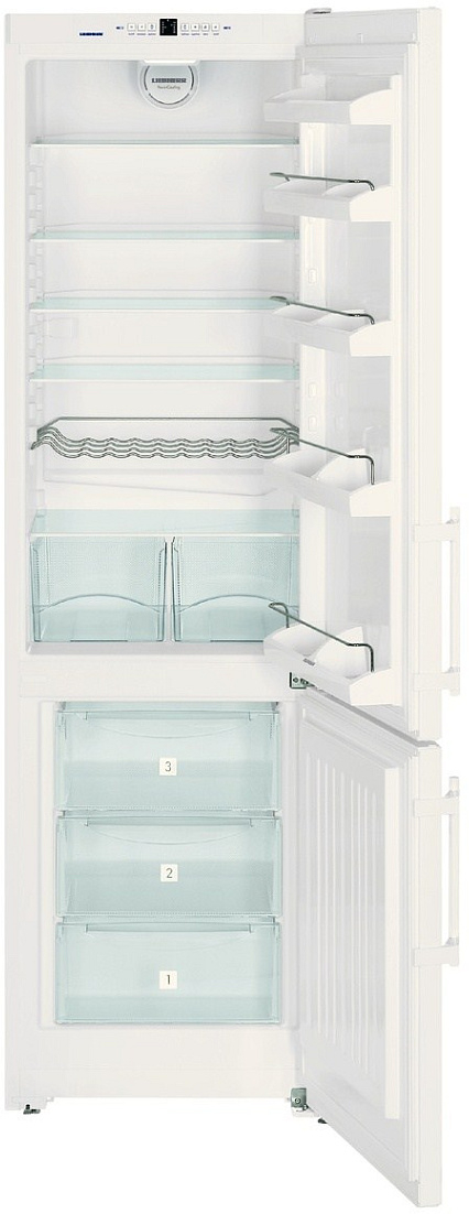 купить Двухкамерный холодильник Liebherr C 4023 Украина фото 2