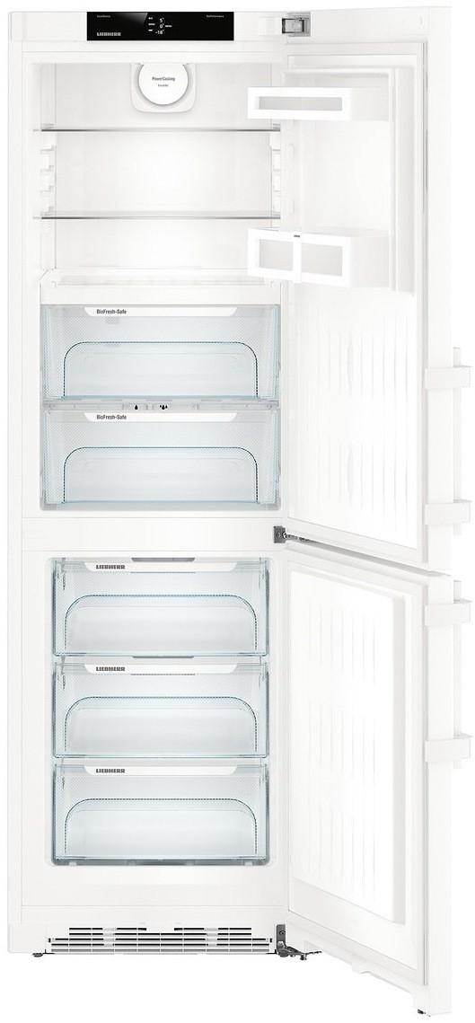 купить Двухкамерный холодильник Liebherr CB 4315 Украина фото 2