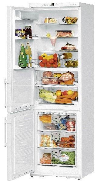 купить Двухкамерный холодильник Liebherr CBN 3856 Украина фото 1