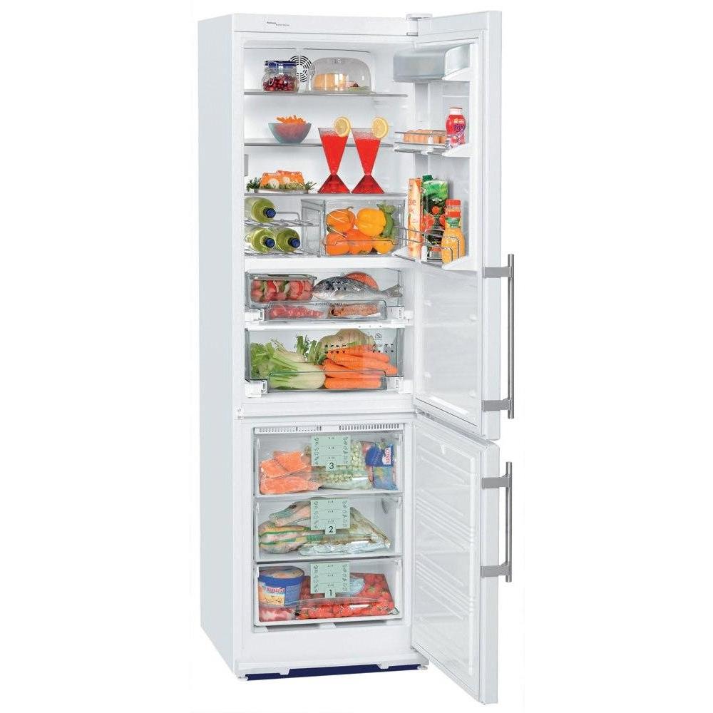купить Двухкамерный холодильник Liebherr CBN 3857 Украина фото 0