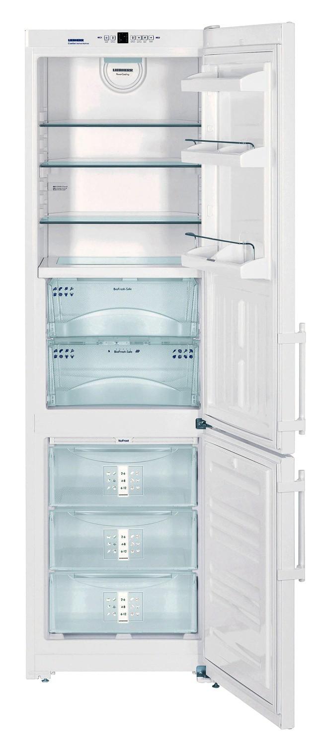 купить Двухкамерный холодильник Liebherr CBN 3913 Украина фото 3