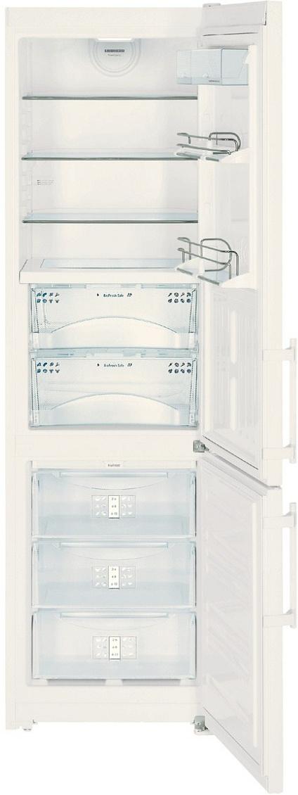 купить Двухкамерный холодильник Liebherr CBN 3956 Украина фото 2