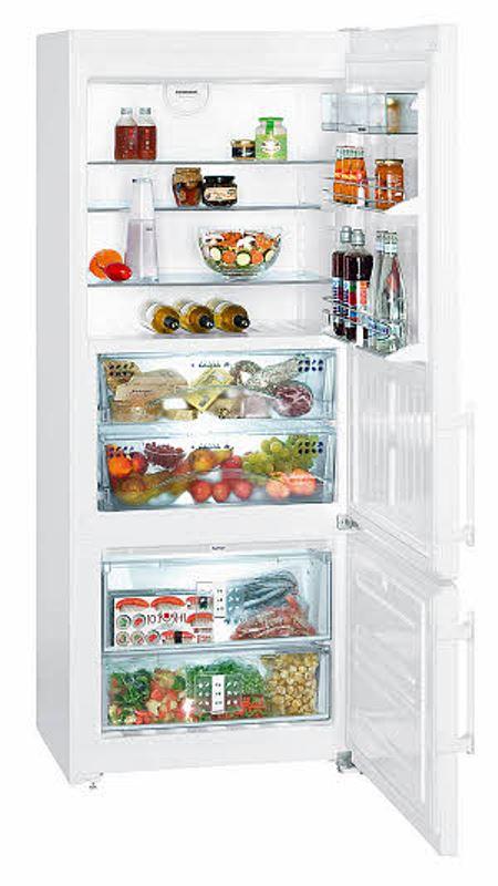 купить Двухкамерный холодильник Liebherr CBN 4656 Украина фото 0