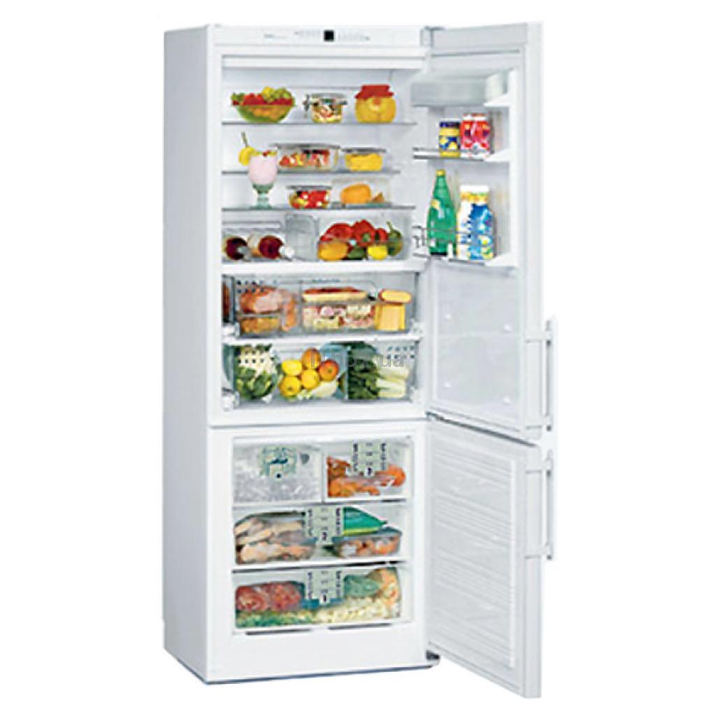 купить Двухкамерный холодильник Liebherr CBN 5066 Украина фото 0