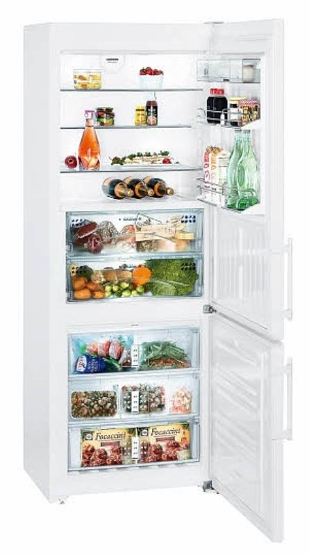 купить Двухкамерный холодильник Liebherr CBN 5156 Украина фото 0