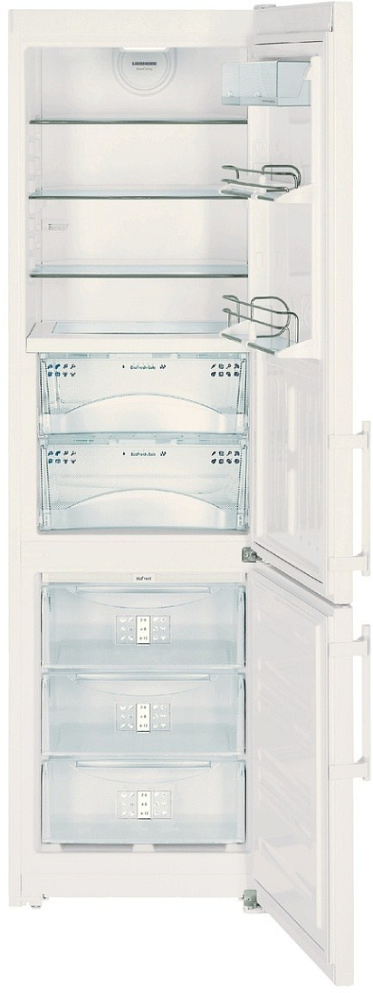купить Двухкамерный холодильник Liebherr CBNP 3956 Украина фото 1