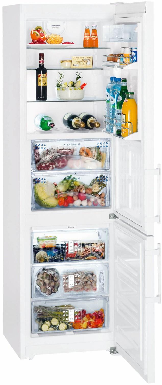 купить Двухкамерный холодильник Liebherr CBNP 3956 Украина фото 0
