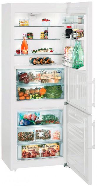 купить Двухкамерный холодильник Liebherr CBNP 5156 Украина фото 0
