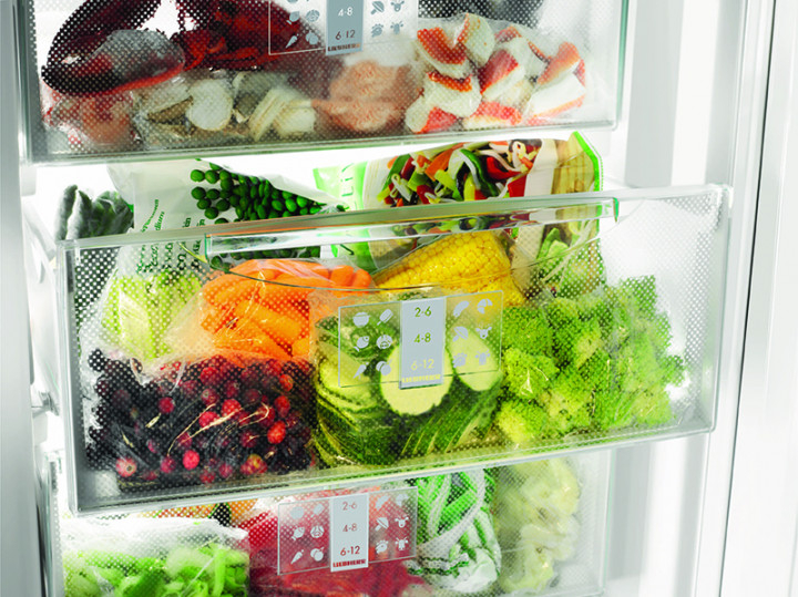 купить Двухкамерный холодильник Liebherr CBNP 5156 Украина фото 4