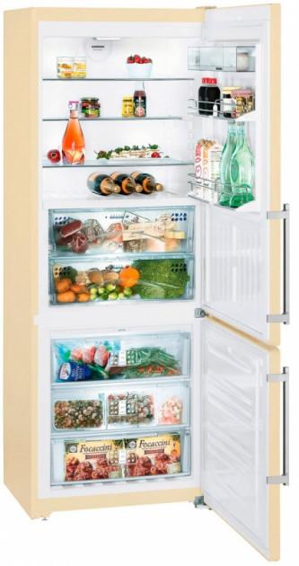 купить Двухкамерный холодильник Liebherr CBNPbe 5156 Украина фото 0
