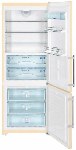 купить Двухкамерный холодильник Liebherr CBNPbe 5156 Украина фото 2