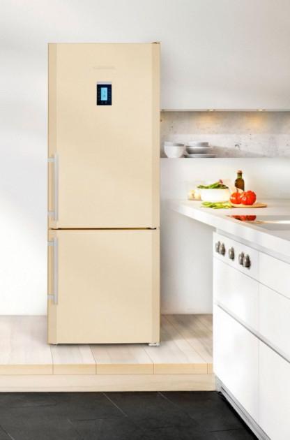 купить Двухкамерный холодильник Liebherr CBNPbe 5156 Украина фото 3
