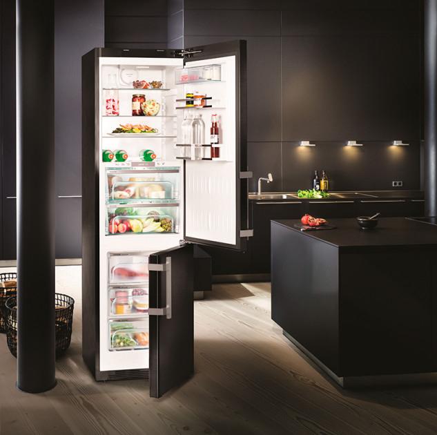 купить Двухкамерный холодильник Liebherr CBNPbs 4858 Украина фото 6