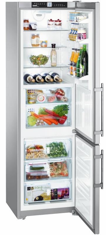 купить Двухкамерный холодильник Liebherr CBNPes 3756 Украина фото 0