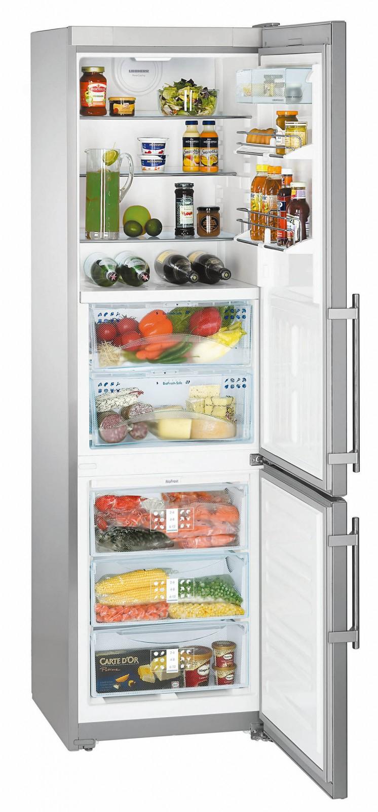 купить Двухкамерный холодильник Liebherr CBNPes 3956 Украина фото 0