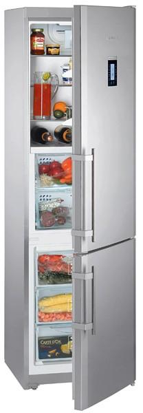 купить Двухкамерный холодильник Liebherr CBNPes 3956 Украина фото 1