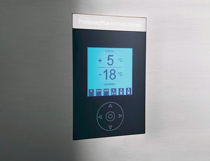 купить Двухкамерный холодильник Liebherr CBNPes 3967 Украина фото 5