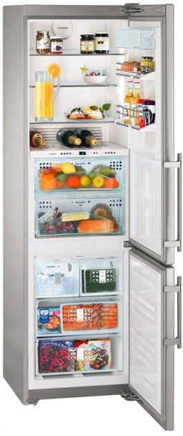 купить Двухкамерный холодильник Liebherr CBNPes 3967 Украина фото 4