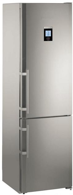 купить Двухкамерный холодильник Liebherr CBNPes 3967 Украина фото 2