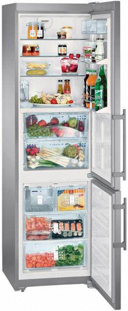 купить Двухкамерный холодильник Liebherr CBNPes 3976 Украина фото 1