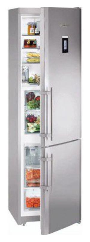 купить Двухкамерный холодильник Liebherr CBNPes 3976 Украина фото 0