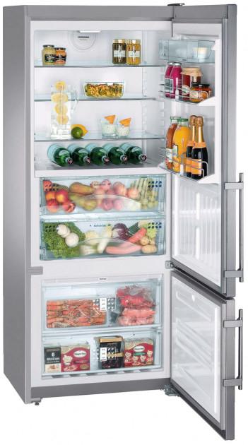 купить Двухкамерный холодильник Liebherr CBNPes 4656 Украина фото 0