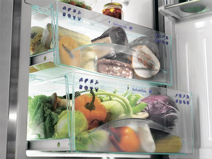 купить Двухкамерный холодильник Liebherr CBNPes 4656 Украина фото 7