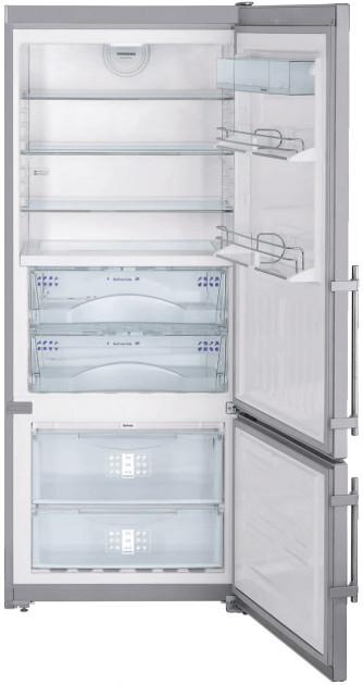 купить Двухкамерный холодильник Liebherr CBNPes 4656 Украина фото 5