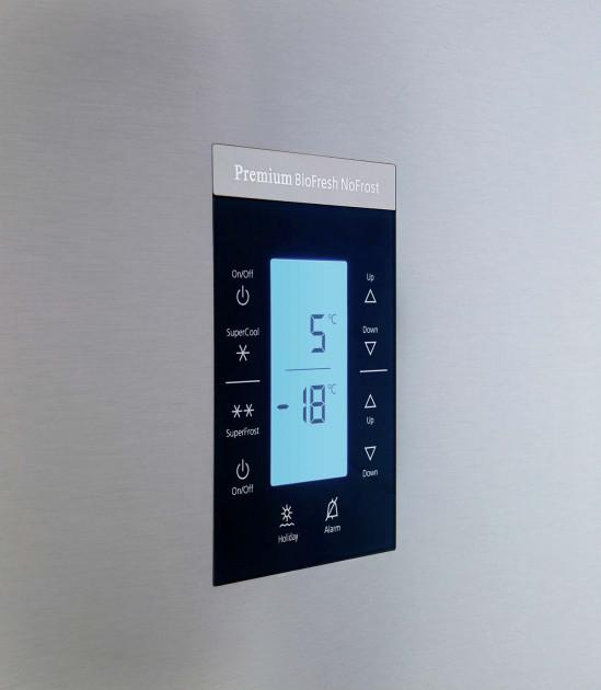 купить Двухкамерный холодильник Liebherr CBNPes 4656 Украина фото 4