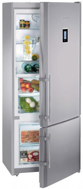 купить Двухкамерный холодильник Liebherr CBNPes 4656 Украина фото 3