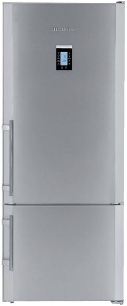 купить Двухкамерный холодильник Liebherr CBNPes 4656 Украина фото 2