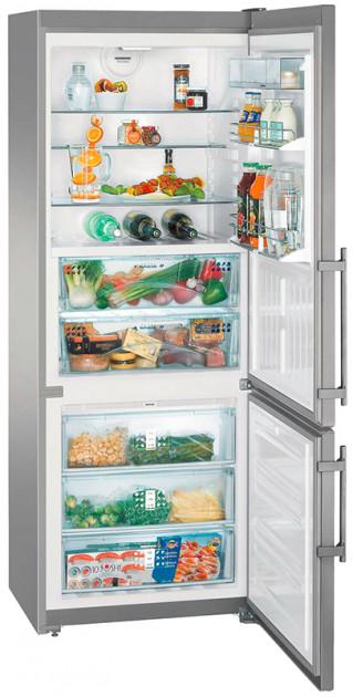купить Двухкамерный холодильник Liebherr CBNPes 5156 Украина фото 1