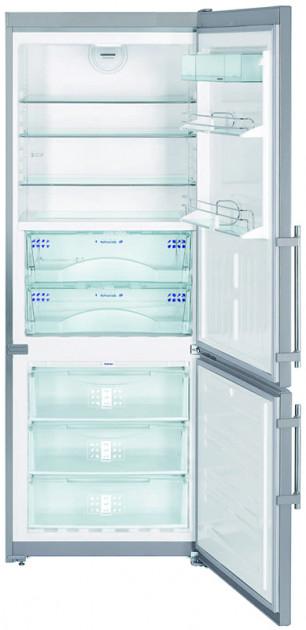 купить Двухкамерный холодильник Liebherr CBNPes 5156 Украина фото 2