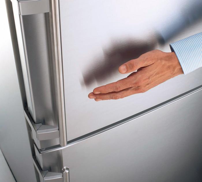 купить Двухкамерный холодильник Liebherr CBNPes 5156 Украина фото 3
