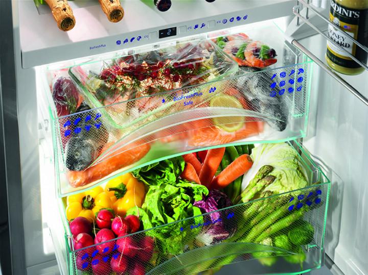 купить Двухкамерный холодильник Liebherr CBNPes 5167 Украина фото 6