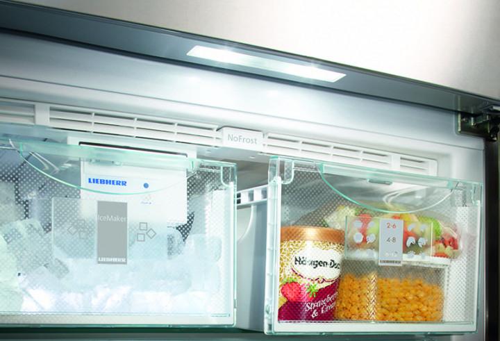 купить Двухкамерный холодильник Liebherr CBNPes 5167 Украина фото 4