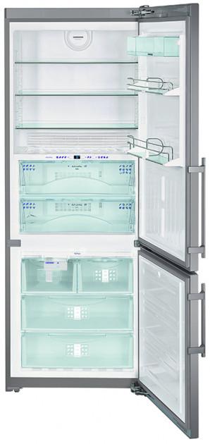 купить Двухкамерный холодильник Liebherr CBNPes 5167 Украина фото 9