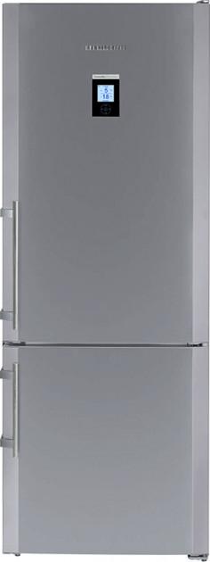 купить Двухкамерный холодильник Liebherr CBNPes 5167 Украина фото 2
