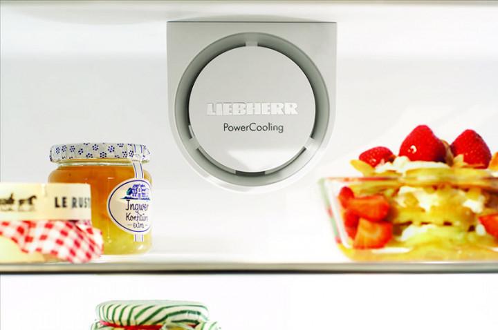 купить Двухкамерный холодильник Liebherr CBNPes 5167 Украина фото 5