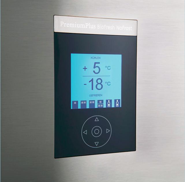купить Двухкамерный холодильник Liebherr CBNPes 5167 Украина фото 3
